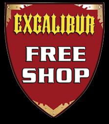 excalibur-free-shop